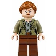 [現貨]LEGO® LEJW021 Claire Dearing 人偶(10758/75929/75930)