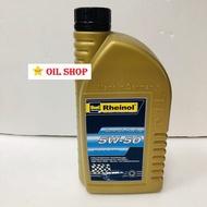 🥇油膩膩 德國 萊茵 SWD Rheinol Synergie Racing 5W50 汽車機油