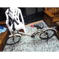 【愛爾蘭自行車】愛爾蘭 IRLAND 變速摺疊車 折疊車 小折 彰化