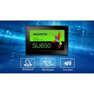 pendrive*samsung* ADATA SSD ULTIMATE SU650 2.5 SATA III 120GB | 240GB | 480GB | 960GB SSD