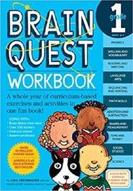 Workman Publishing - Brain Quest Workbook: Grade 1 (Ages 6-7)