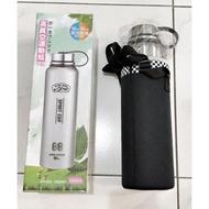 美迪達 1.6L高真空運動瓶-附套(MD-1600S不鏽鋼色)(全新)