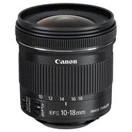 ◎相機專家◎ Canon EF-S 10-18mm F4.5-5.6 IS STM 公司貨 全新彩盒裝