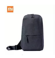 Xiaomi | Original Xiaomi Backpack กระเป๋าสะพายอเนกประสงค์ Sling Bag Leisure Chest Pack Small Size Shoulder Type Unisex Rucksack Crossbody Bag 4L Polyester