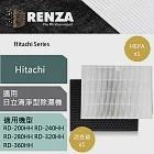 RENZA 濾網 適用日立 Hitachi RD-200HH 240HH 280HH 320HH 360HH 空氣清淨除濕機