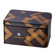《星巴克STARBUCKS》星巴克咖啡蛋捲禮盒