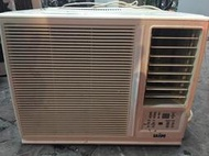 露天查大戶藥師~二手中古聲寶0.8噸窗型冷氣,110V,line帳號chin0290