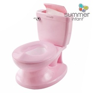 美國【Summer infant】寶寶自主學習小馬桶(粉色)