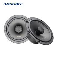 "AOSHIKE 2-way 6.5"" MAX 180W 4 Ohm Car Coaxial Speaker Car Mid-bass Tweeter Audio Speaker Subwoofer 1"