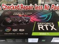 ROG STRIX RTX3060TI GAMING OC EDITION 8GB GDDR6(18303000220131)