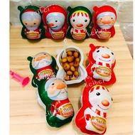 泰國 okashi 聖誕節出奇蛋 出奇蛋 聖誕節
