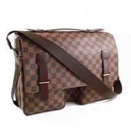 Louis Vuitton LV N42270 棋盤格紋郭富城包 停產現金價$41,400