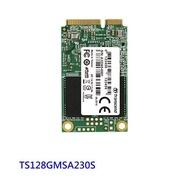 創見 固態硬碟 【TS128GMSA230S】 128GB mSATA SSD 支援 SATA III 新風尚潮流