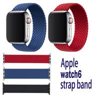 TopRating Watch6/5/4สายสำรองใหม่สำหรับApple Watch 1/2/3สายถัก