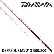 DAIWA DEEP ZONE MS210-500-800  導環樣式船釣竿 [漁拓釣具]