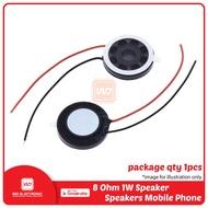 Speaker 8 Ohm 1 Watt 20 mm Circual Mini Speaker 8ohm 1w