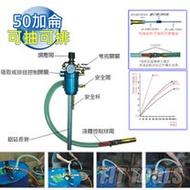 【良匠工具】50加侖氣動可抽可排抽油分裝機/油品氣動吸油機/排油機 雙向高流量液體