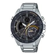 CASIO EDIFICE 不鏽鋼錶帶黑色離子IP錶圈ECB-900DB-1C