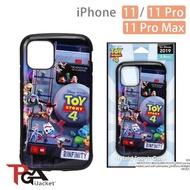 【iJacket】iPhone 11/11 Pro/11 Pro Max 玩具總動員4 軍規防摔 雙料殼(玩具總動員)