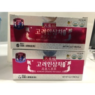 韓國帶回-天壹級人蔘茶 一盒10包3g*10包