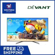 "Devant 75QUHV04 75"" Smart Quantum 4K TV"