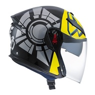 AGV   K-5 K5 JET K5 感動 3/4罩 安全帽 內鏡片 複合纖維 (義大利)特價品《裕翔》