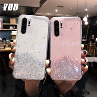 ybd soft glitter starry phone case for samsung galaxy note 10 10 pro s9 s8 plus note 8 9 s10 s20 plus ultra  a50 a70 a40 a51 a71 case cover fundas