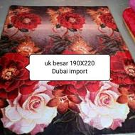 Imported fur carpet dubai microfiber 290X220CM
