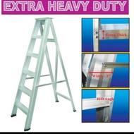 4 Step Everlast Premier High Quality Aluminium Ladder- Tangga Aluminium (SINGLE SIDED)
