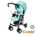 #Combi 城市輕休旅雙向嬰幼兒手推車 (tIffany綠TB)4.8kg~二手免運