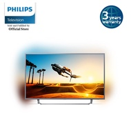 Philips 4K Ultra Slim TV powered by Android 55PUT7303