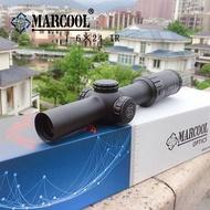 CC Marcool  1 6×24 IG scope Adjustable Red Dot  Light Tactical Scope Reticle Optical Ri C