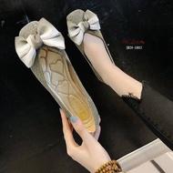 รองเท้าคัชชูส้นเตี้ยนำเข้า IRN-1802