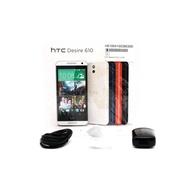 【高雄青蘋果3C】HTC Desire 610 D610x 8G 8GB 白 4.7吋 二手手機 #29757