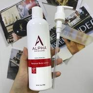 美國 Alpha Hydrox12% 果酸絲滑身體乳 340g