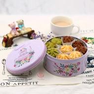【曲奇餅禮盒 超取499免運】手工餅乾.浪漫蛋糕禮盒。日本麵粉、法國奶油,精選食材,親手烘焙。