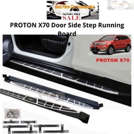 PROTON X70 Door 4 Side Step Running Board