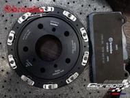 德朋國際 / Brembo Carbon-ceramic discs 碳纖維 陶瓷煞車 碟盤組