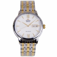 Orient SAA05002WB AA05002W Automatic Two Tone Stainless Steel Watch
