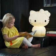 BASENL HELLO KITTY故事燈/檯燈/小夜燈(29x38x46)