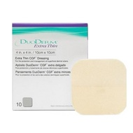 CONVATEC DUODERM EXTRA THIN 4*4 10S