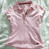 Tommy 女 polo 衫 M