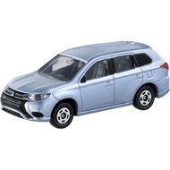大賀屋 TOMICA 三菱 Outlander 多美小汽車 三菱汽車 小汽車 車子 汽車 模型 日貨 正版 授權 L00010132