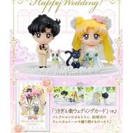 【lop】美少女戰士水冰月野兔 地場衛手辦公仔結婚生日蛋糕裝飾烘焙擺件