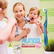 RUNDA 滾輪牙刷-兒童直立式(藍色)