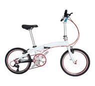 Crius Velocity V brakes Folding Bicycle 10 Speed 406 (20inch)