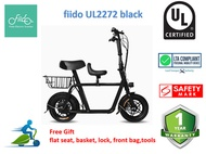 FIIDO Q1 UL2272 ELECTRIC SCOOTER