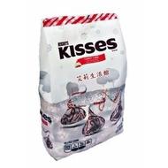【艾莉生活館】COSTCO HERSHEYS Kisses 拐杖條紋薄荷夾心糖(935公克/包)《㊣可超取》