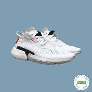 【ADIDAS】POD S3.1 男鞋 女鞋 休閒鞋 運鞋鞋 白黑 BOOST 熱門款 DB3537【勝利屋】