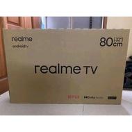 Brand New REALME Smart Tv 32 INCHES